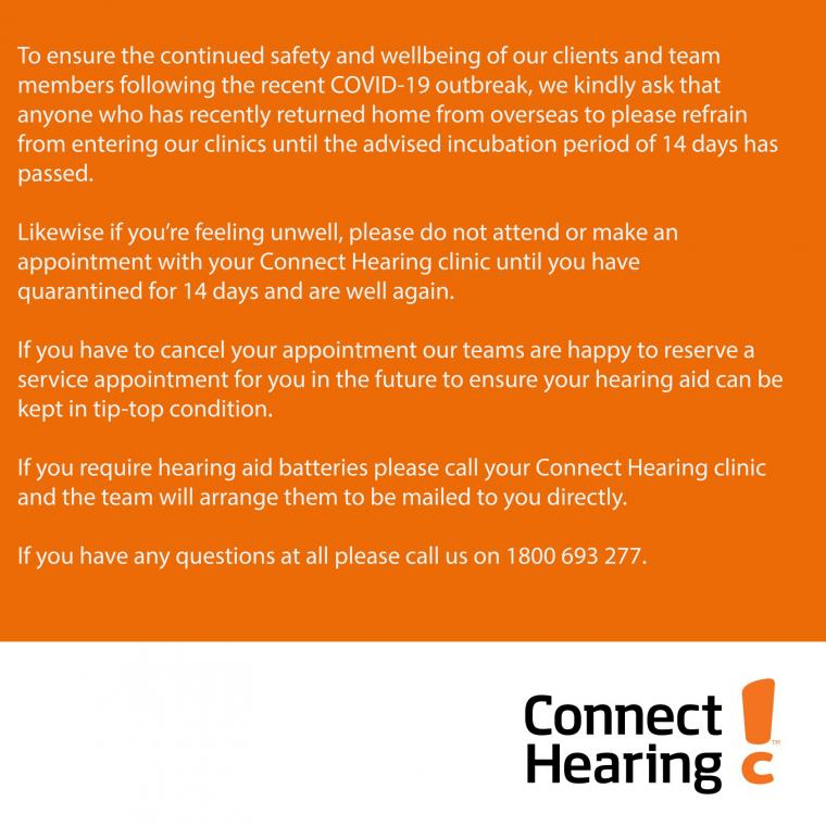 Connect Hearing (@ConnectHearingAU)